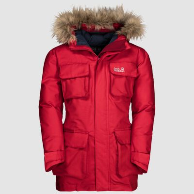 ICE EXPLORER JACKET KIDS