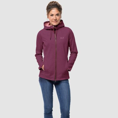 RIVERLAND HOODED JACKET W