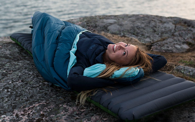 Equipment Sleeping bags