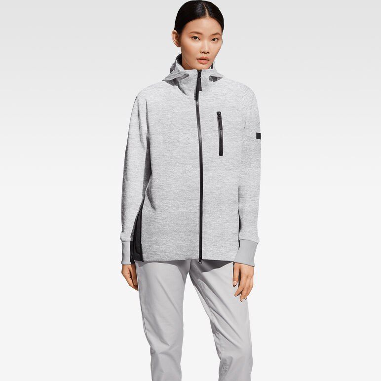 TABLE BAY HOODED JACKET W