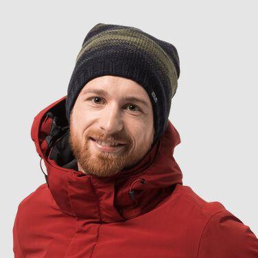 COLORFLOAT KNIT CAP