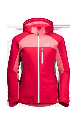 ocean storm flex jacket men 3-in-1 Hardshell Women